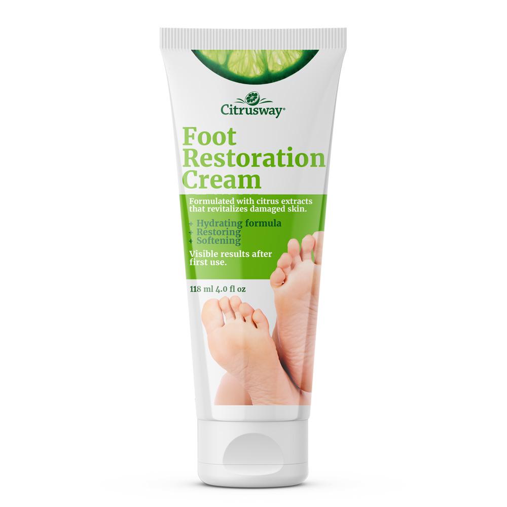 Citrusway Clay Foot Restoration Cream