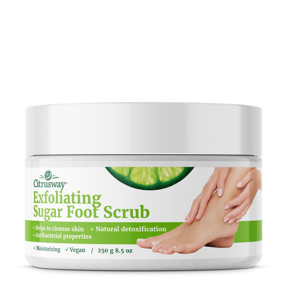 Citrusway Exfoliating Foot Scrub