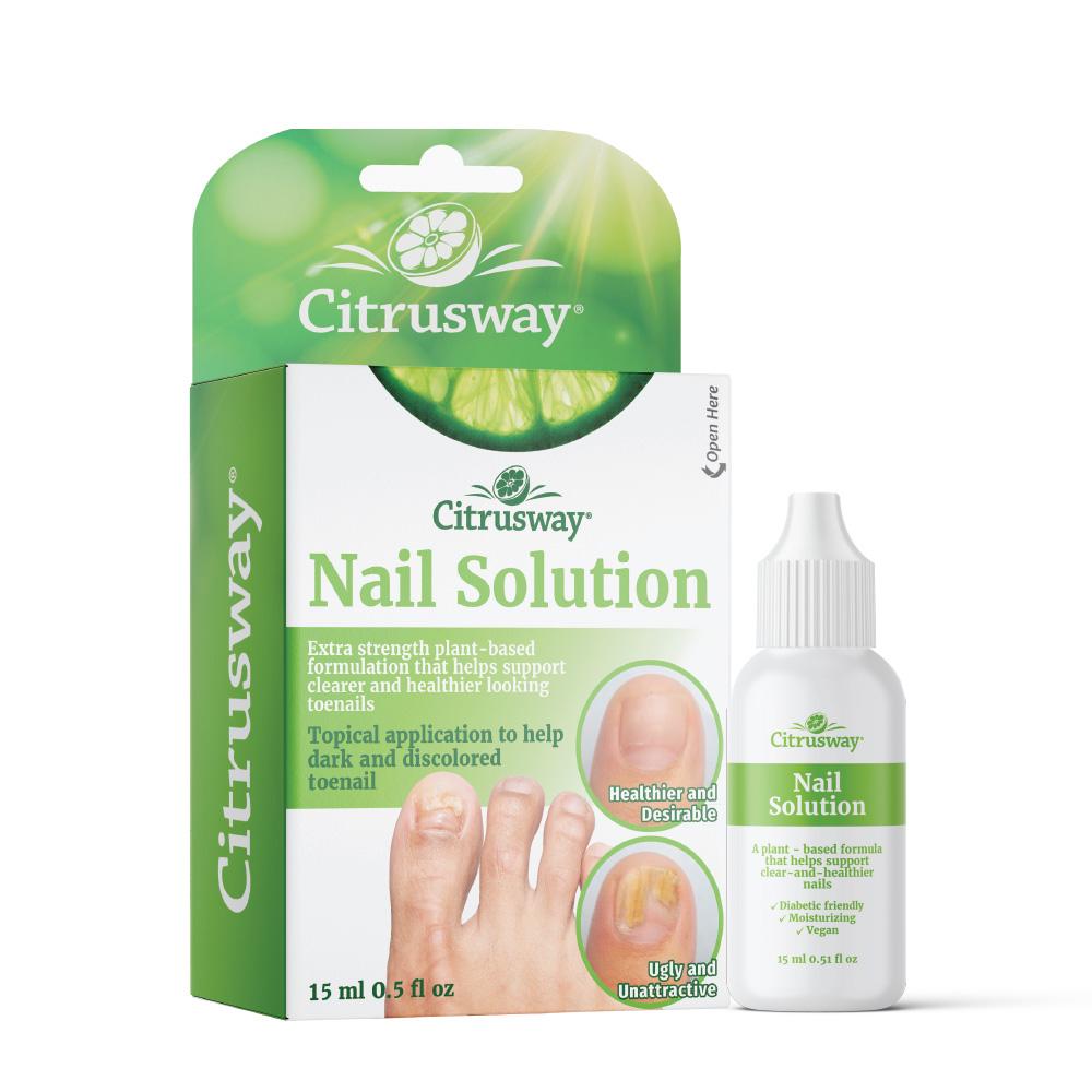 Citrusway Nail Solution Box Box